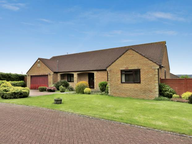 Property Individual Three Bedroom Bungalow On The Market